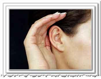 Отит, снижение слуха, боль, шум в ушах