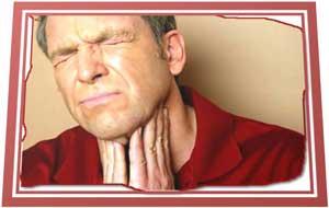 Воспаление щитовидки.Рецепты
