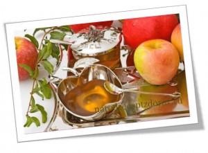 Рецепты с яблоками и медом