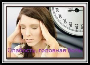 Гипотония - низкое давление