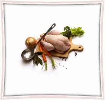 Полезный суп для желудка. Нежное филе птицы