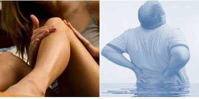 Снять боль в суставах и пояснице