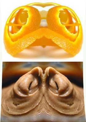 Применение кожуры апельсина и арахисового масла в быту